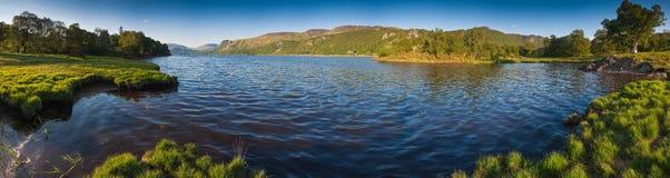 Jeziorny Okręg, Cumbria UK Zdjęcia Stock