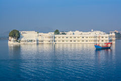 Jeziorny pałac Udaipur Fotografia Royalty Free