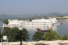 Jeziorny pałac, Udaipur Fotografia Royalty Free