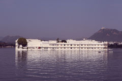 Jeziorny pałac, Udaipur Obraz Stock
