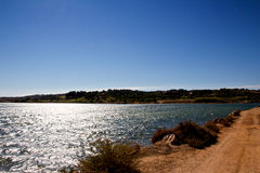 jeziorny Portugal Zdjęcie Stock