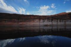 jeziorny powell Zdjęcia Stock
