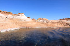 jeziorny powell Obraz Stock