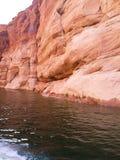 Jeziorny Powell Zdjęcia Royalty Free