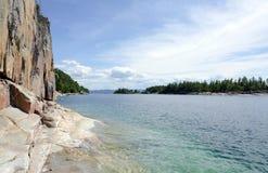 jeziorny przełożony Zdjęcie Stock