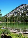 jeziorny pustkowie Obrazy Stock