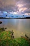 jeziorny Putrajaya Obrazy Stock