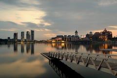 jeziorny Putrajaya Zdjęcia Stock