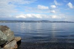 Jeziorny Sapanca Turcja obrazy stock