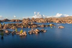 jeziorny sceniczny Watson Obrazy Royalty Free