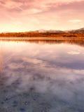 Jeziorny simssee i góry kampenwand (8) Obrazy Royalty Free