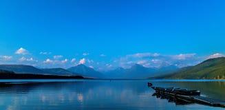 Jeziorny spokój zdjęcia stock