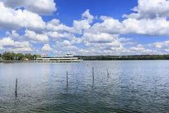 Jeziorny Starnberg Zdjęcie Stock
