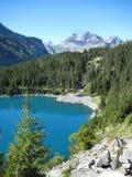 Jeziorny Szwajcaria Zdjęcia Royalty Free