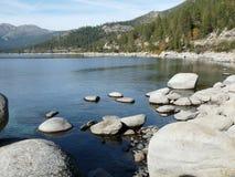 jeziorny tahoe Zdjęcia Stock