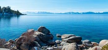 jeziorny tahoe Zdjęcie Stock