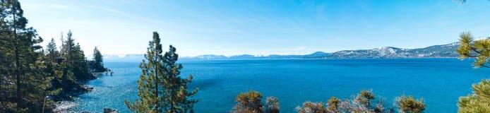 Jeziorny Tahoe Obrazy Royalty Free