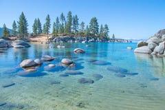 Jeziorny Tahoe Obraz Stock