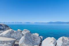 Jeziorny Tahoe zdjęcie royalty free