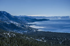 Jeziorny Tahoe 1 Obraz Royalty Free