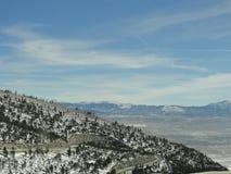 Jeziorny Tahoe miasto Zdjęcie Royalty Free