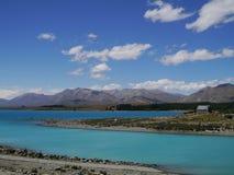 Jeziorny Tekapo Obraz Royalty Free
