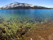 jeziorny tenaya Zdjęcie Stock