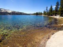 jeziorny tenaya Obraz Stock