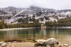 jeziorny tenaya Yosemite Obraz Royalty Free