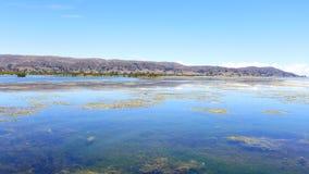 Jeziorny Titikaka Obrazy Royalty Free