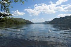 jeziorny tranquill Fotografia Royalty Free
