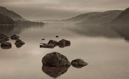 jeziorny ullswater Obraz Royalty Free