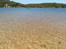 Jeziorny włóczęga, Ozark akry, Arkansas Obrazy Royalty Free