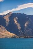 Jeziorny Wakatipu Obrazy Stock