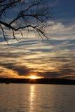 Jeziorny Weatherford Zdjęcia Stock