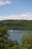 jeziorny windermere Zdjęcie Stock