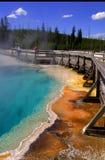 jeziorny Yellowstone Zdjęcie Royalty Free