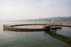 jeziorny Zurich zdjęcia stock