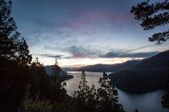 Jezioro 02 Zdjęcie Royalty Free