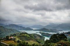 Jezioro. Fotografia Royalty Free