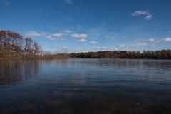 Jezioro 01 Obraz Stock