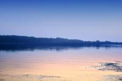 Jezioro, Zdjęcie Stock
