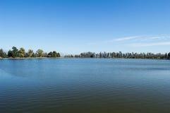 Jezioro Obrazy Royalty Free