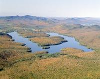 Jezioro Łagodny fotografia stock