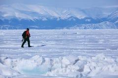 Jezioro Baikal Zdjęcie Stock