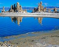 jezioro California jezioro Zdjęcia Stock