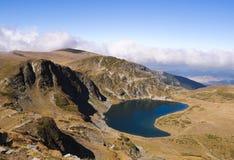 Jezioro cynaderki Zdjęcia Royalty Free