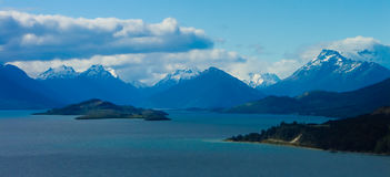 jezioro góry obrazy stock