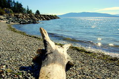 jezioro hyperfocal bela widok Obraz Stock