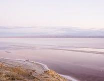 jezioro krajobraz Obrazy Royalty Free